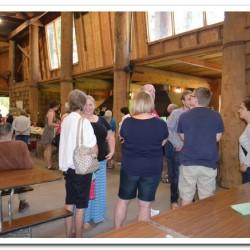 Fawver Center worship gathering