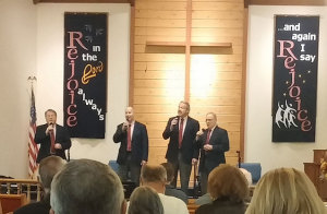 Lighthouse Gospel Quartet